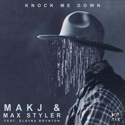 MAKJ Max Style Knock Me Down