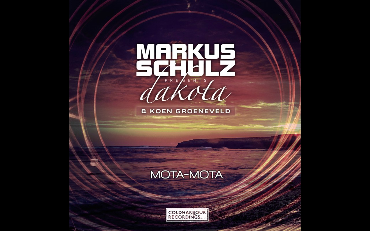 "Markus Schulz Jumps Back Into The Dakota Saddle With ""Mota-Mota""!"