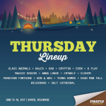 Firefly Music Festival 2017 - Thursday