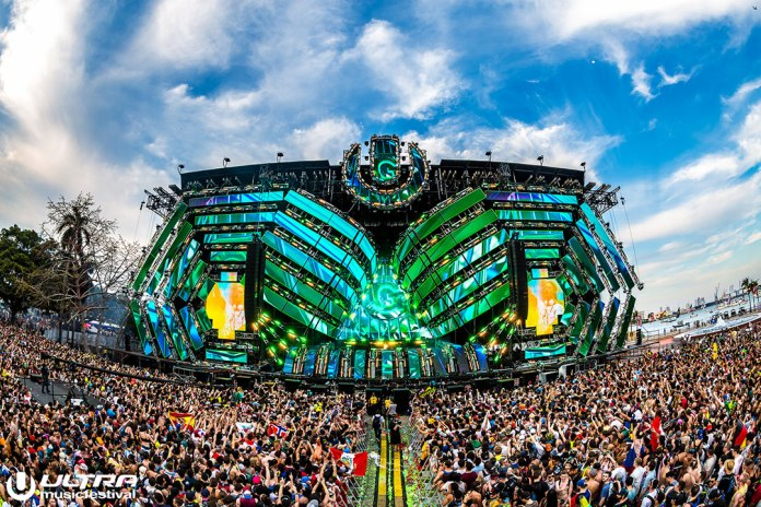 Ultra Music Festival 2016 Ultra Live