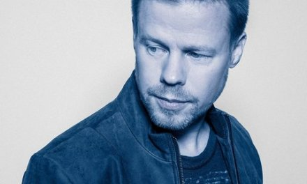 Ferry Corsten To Release Sci-Fi Concept Album 'Blueprint'