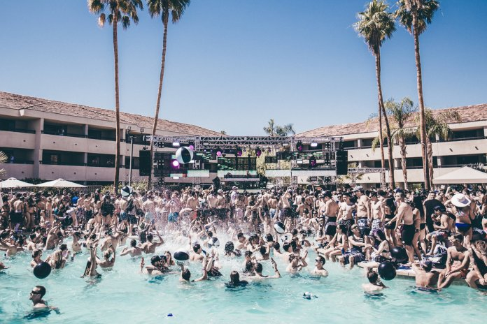 Day Club Palm Springs 2016