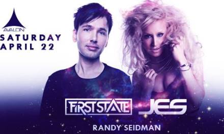 First State & JES @ Avalon Hollywood || Preview & Giveaway