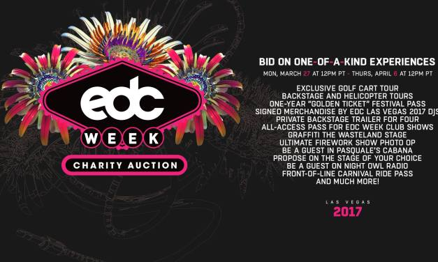 EDC Week Charity Auction 2017 || Bid On Phase One Items Now!