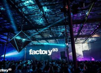 Factory 93 Eric Prydz