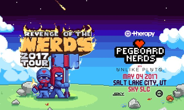 Pegboard Nerds @ Therapy Thursdays || Preview & Giveaway