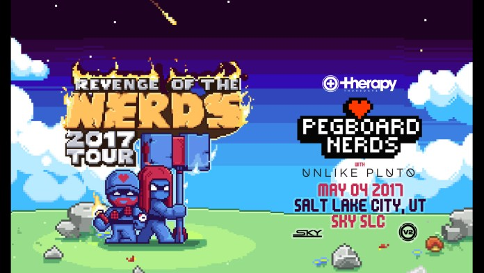 Pegboard Nerds Therapy Thursdays