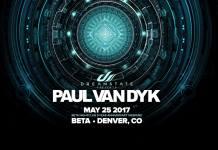 Dreamstate Presents Paul Van Dyk Denver