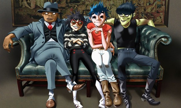 Album Review || Gorillaz – Humanz