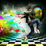 Dance Music Inspires A Vivid Imagination