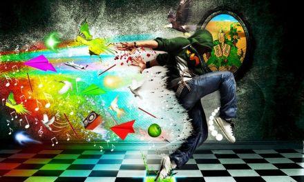 Dance Music Inspires A Vivid Imagination