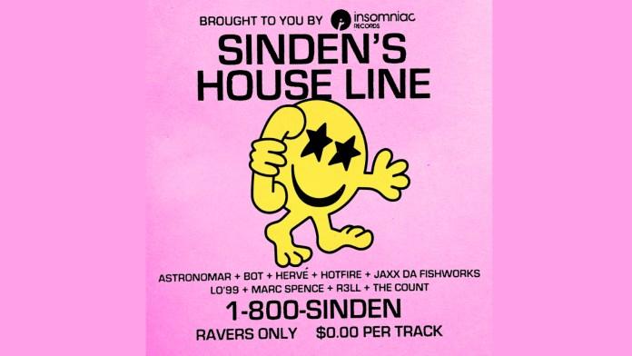 Sinden's House Line