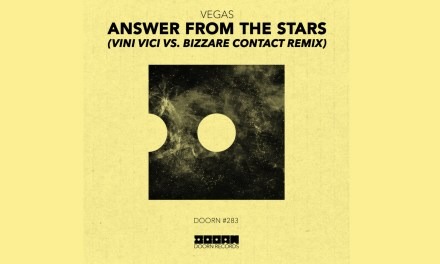 "Vini Vici & Bizzare Contact Remix ""Answer From The Stars"""
