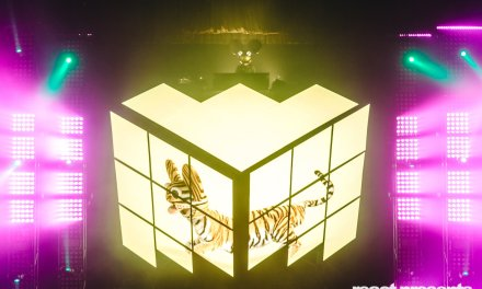 Deadmau5 Announces 'lots of shows in a row: pt 2'