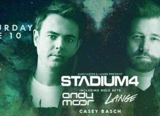 Stadium4 (Andy Moor & Lange) @ Avalon Hollywood