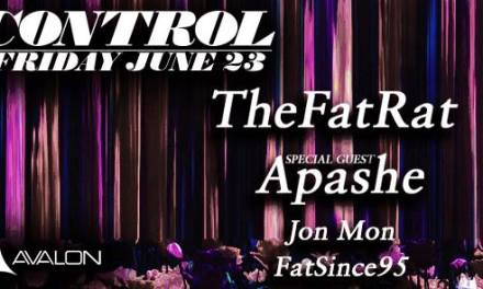 THEFATRAT @ Avalon Hollywood || Preview & Playlist