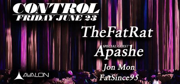 THEFATRAT @ Avalon Hollywood    Preview & Playlist