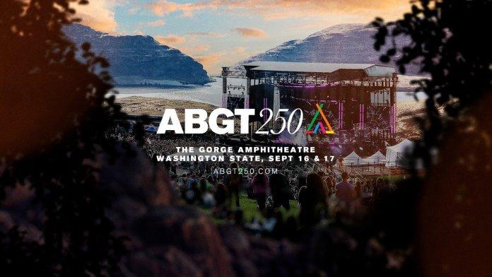 Above & Beyond ABGT250 Lineup