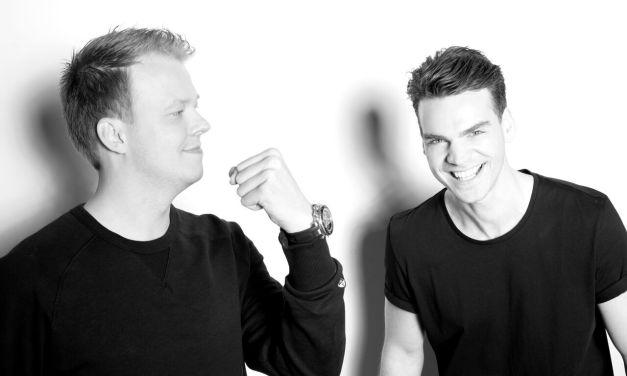Ruben de Ronde and Rodg Release New Album, 'Togetherr'