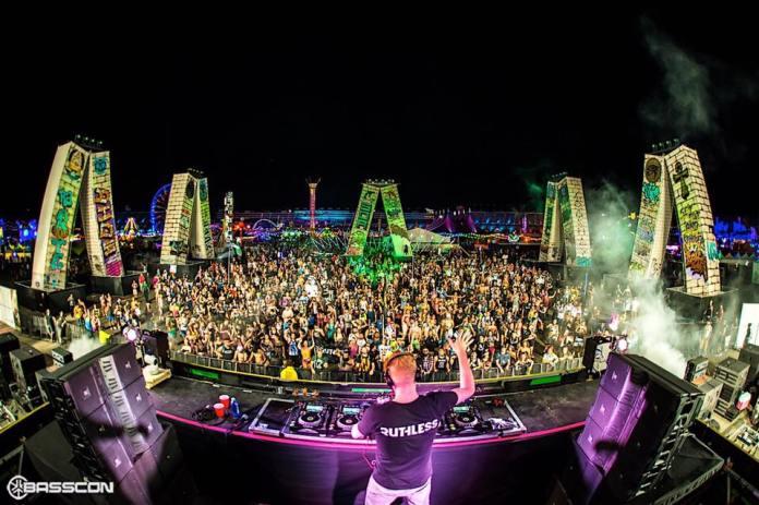 Ruthless EDC Las Vegas 2017