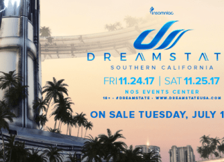 Dreamstate SoCal 2017 Dates & Tickets