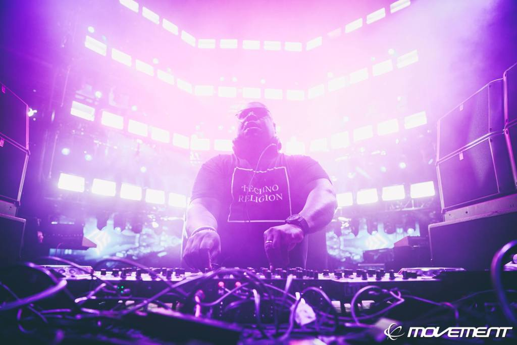 Movement 2017 - Carl Cox