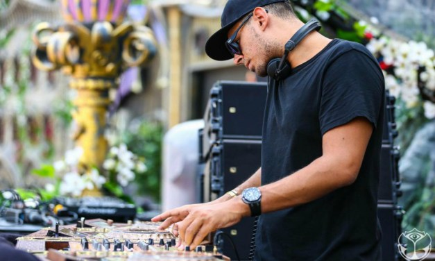 Afrojack To Play Record-Breaking 8 Sets At Tomorrowland 2017!