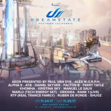 Dreamstate SoCal 2017 Day 3 Announcement