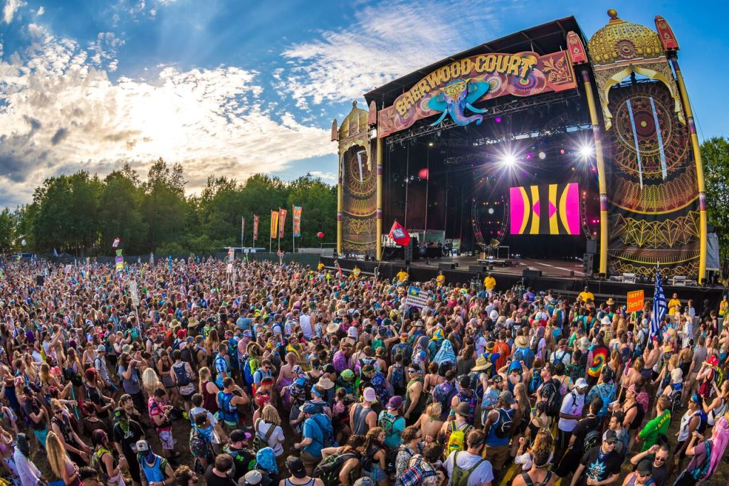 Electric Forest 2017 Weekend 1
