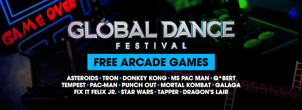 global dance festival arcave