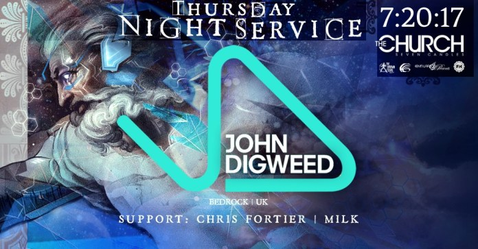 John Digweed at The Church Nightclub July 20, 2017