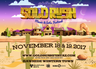 Goldrush Music Festival 2017