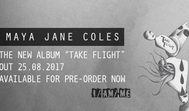 Maya Jane Coles Announces Double LP 'Take Flight'