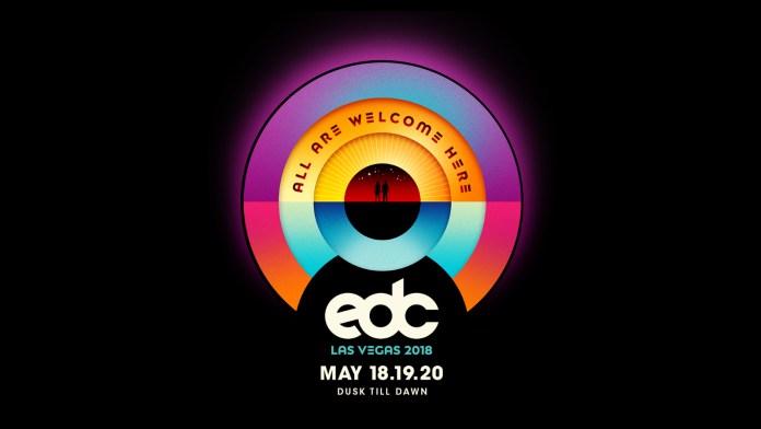 EDC Las Vegas 2018 Banner