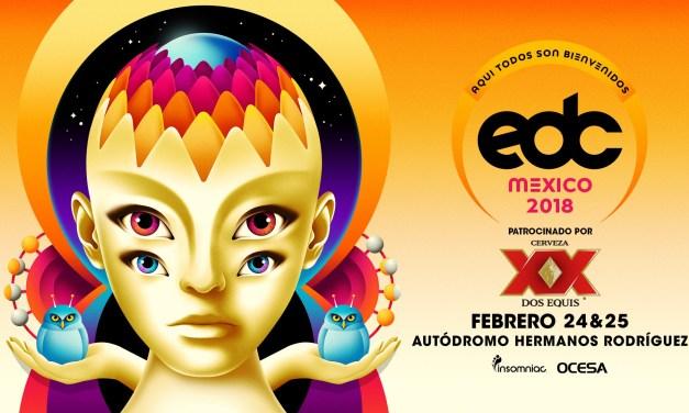 EDC Mexico 2018 || Dates & Venue Announced!