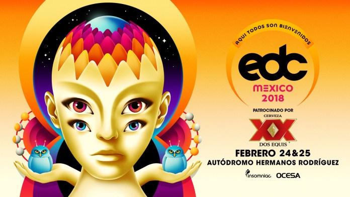 EDC Mexico 2018
