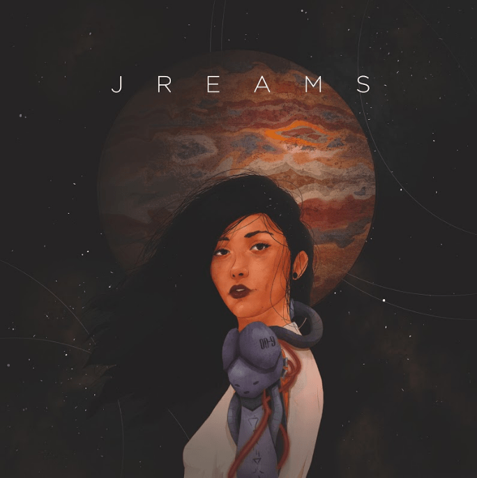 Jreams Letters To Jupiter EP