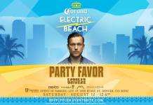 Corona Electric Beach Party Favor Denver