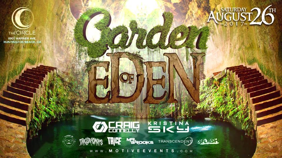 Garden Of Eden 2017 Event Preview Edm Identity