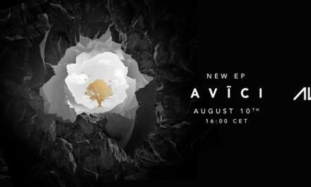 Avicii Announces Release Date For New EP, 'Avīci'