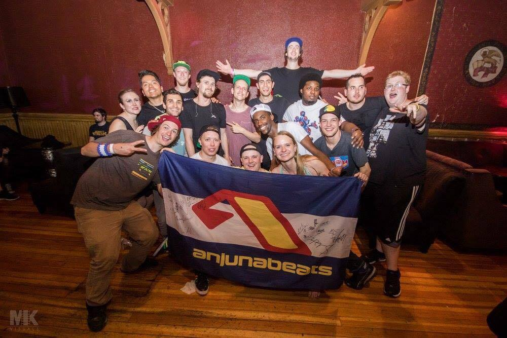 ID Culture    Meet Logan & Elizabeth Kendrick, Anjunabeats Colorado Fam