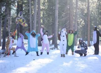 SnowGlobe 2016 Onesie