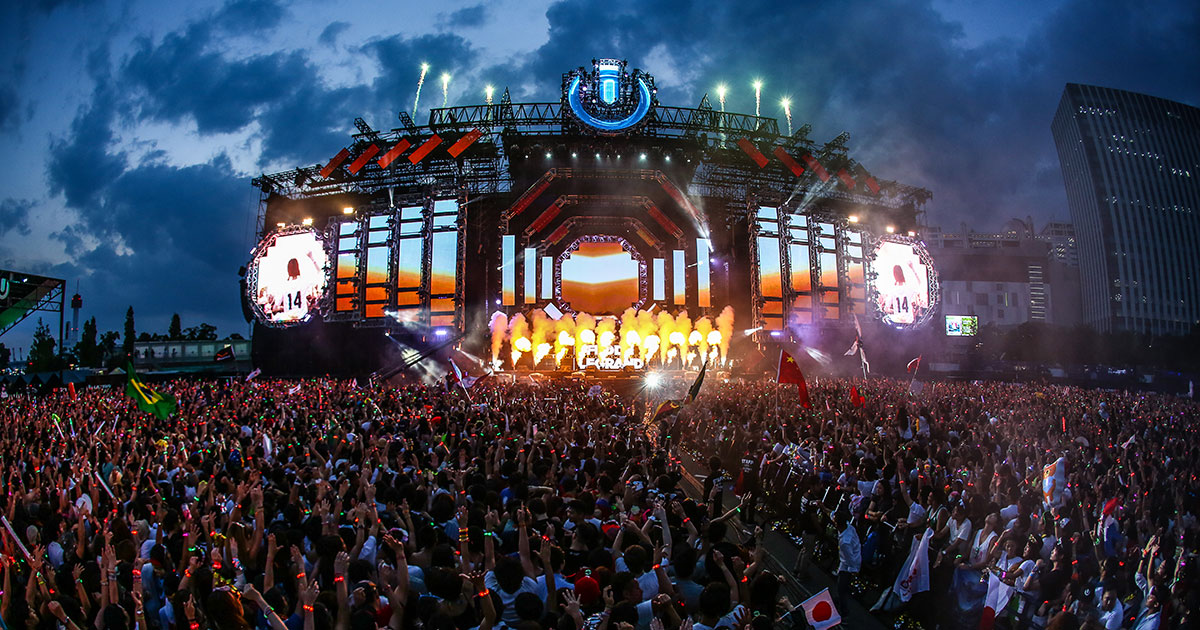 Watch Day 3 of the Ultra 2017 Live Stream