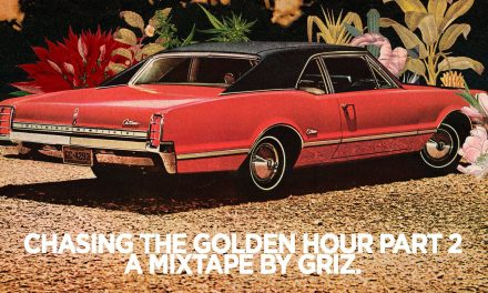 Chill Out With GRiZ's 'Chasing The Golden Hour Pt. 2'