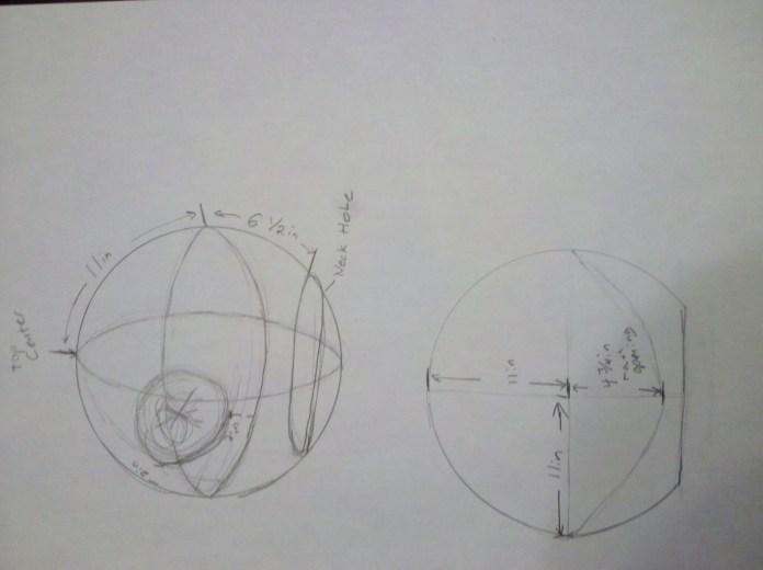 deadmau5 Head Diagram