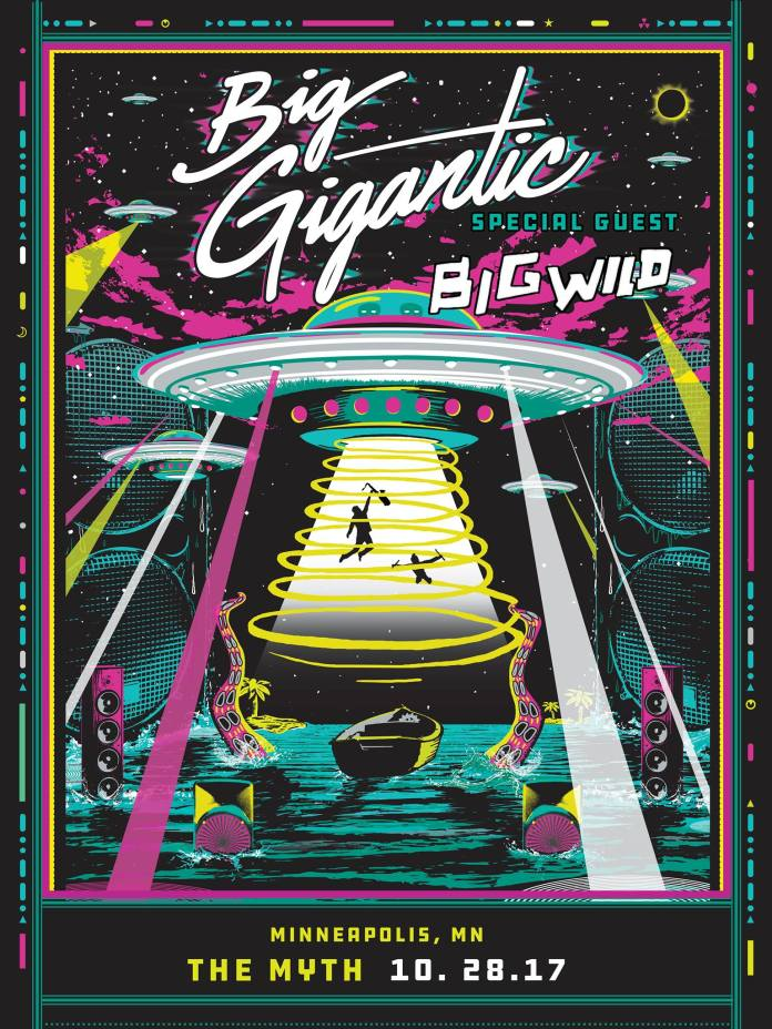 big gigantic