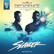 Decadence Colorado Slander