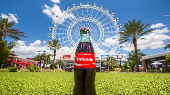 Orlando Coca Cola