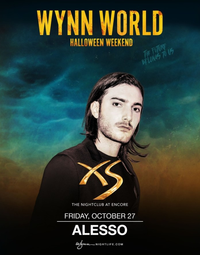 Alesso Halloween XS