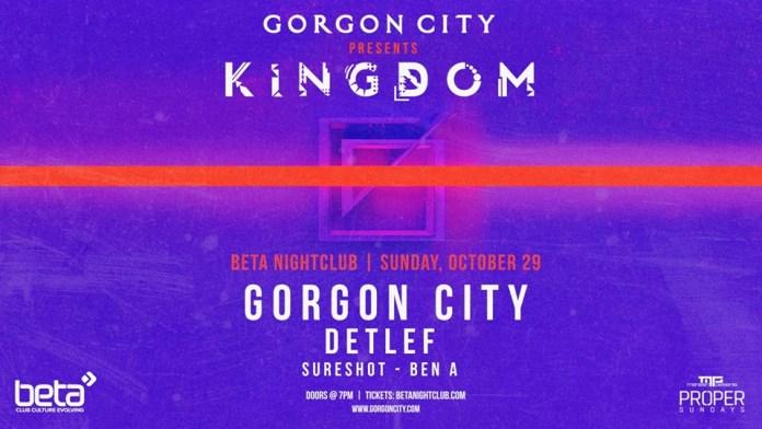 Halloween Gorgon City Beta Denver